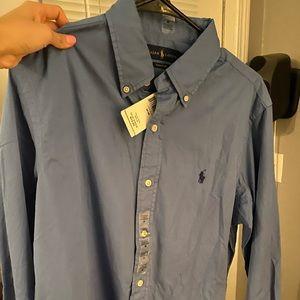 Polo Ralph Lauren Long sleeve button down collar
